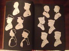 sample scrapbook page