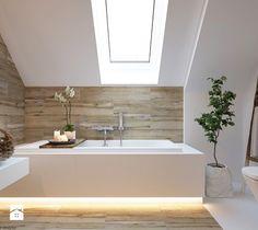 Łazienka styl Skandynawski Łazienka - zdjęcie od ELEMENTY - Pracownia Architektury Wnętrz
