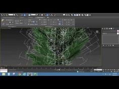 How to Create a Pine Tree in 3dsMax - YouTube