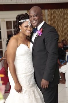 He's My King. I'm his Queen | African Canadian Weddings presents Helen & Jide Itimate Destination Wedding | African Canadian Weddings