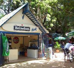 Beach Bar, Sosua, Dominican Republic