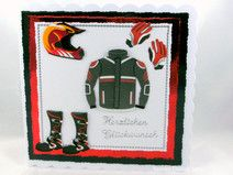 Für den Motorradfahrer die richtige Karte.