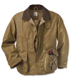 Huckberry | Goruck Holiday Shop | Filson Water Fowl Coat