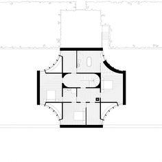 Clifden House - first floor - Galway - Ryan W. Kennihan Architects