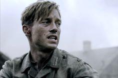 Volker Bruch as Wilhelm Winter Generation War: German TV Series About  WW II   New Republic