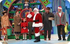 A Must See This Holiday Season: Miracle on Street { 34 Street, Miracle On 34th Street, Stage Set Design, Raising Kids, Theatre, Seasons, City, Holiday, Ideas