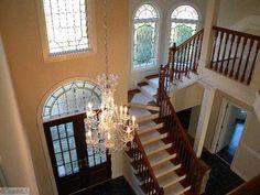 Great foyer!