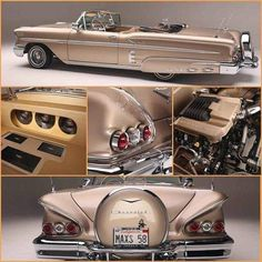 58 Chevy Impala Rag Low low....