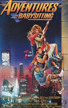 Adventures In Babysitting on DVD from Disney / Buena Vista. Directed by Chris Columbus. Staring Anthony Rapp, Keith Coogan, Maia Brewton and Elisabeth Shue. More Comedy, Coming-Of-Age and Movies DVDs available @ DVD Empire. Elisabeth Shue, 90s Movies, Great Movies, Movies To Watch, Netflix Movies, Latest Movies, Iconic 80s Movies, Awesome Movies, Movies 2019