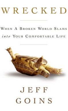 Buy Wrecked: When a Broken World Slams into Your Comfortable Life by Jeff Goins, Michael Hyatt and Read this Book on Kobo's Free Apps. Discover Kobo's Vast Collection of Ebooks and Audiobooks Today - Over 4 Million Titles! Great Books, New Books, Books To Read, This Is A Book, Love Book, Third Culture Kid, Thing 1, Book Challenge, Self Publishing