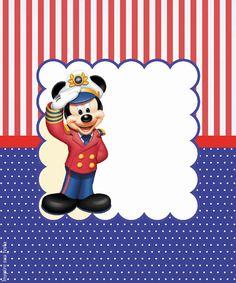 Kit festa Micky Mouse