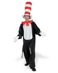 Adult Cat in the Hat Costume