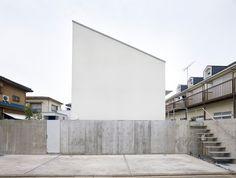 #Minimal #White #Concrete #Architecture | by Suppose Design Office