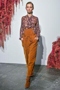 Ulla Johnson Fall 2016 Ready-to-Wear Collection Photos - Vogue