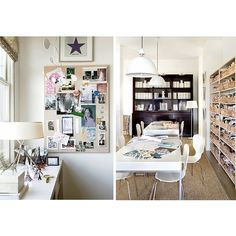 0 Home Office E Worke Decor Organized