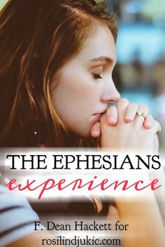 Take the Ephesians Experience challenge and watch your entire life change from the inside out in just twenty-four days as you grasp your identity in Christ.