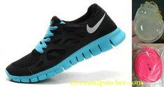 Femmes Nike Free Run 2 running shoes Nike Shoes Cheap, Nike Free Shoes, Nike Shoes Outlet, Cheap Nike, Nike Free Run 2, Blue Sneakers, Blue Shoes, Sneakers Nike, Tiffany Blue Nikes