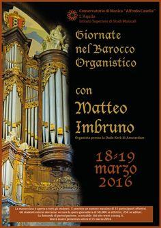 Giornate nel Barocco organistico