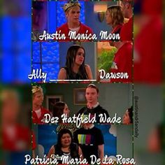 Oh my goodness I was so excited because I thought we were going to find out… Disney Channel Shows, Disney Shows, One Last Dance, Quizzes For Fun, Disney Theory, Nickelodeon Shows, Funny Disney Memes, Laura Marano, Austin And Ally
