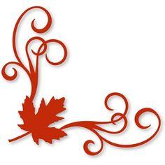 Silhouette Design Store - Search Designs : autumn