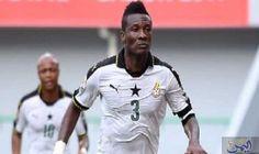 شكوك حول مشاركة جيان فى مباراة غانا…: شكوك حول مشاركة جيان فى مباراة غانا والكونغو