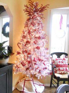 ideas para decorar el arbol de navidad