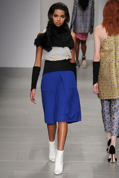 Osman Fall 2014 Ready-to-Wear Collection Slideshow on Style.com
