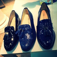 These @Moda_Shoes loafers are on our wish-list for spring. #womenswear #fashion #loafers
