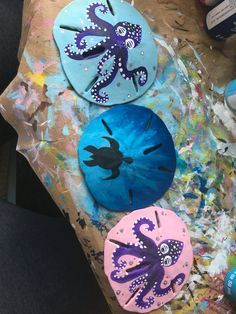 painted sand dollars - Google Search                              …