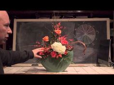 Great Floral Designs of Fall - YouTube Video From Rittners Floral School, Boston, MA www.floralschool.com www.facebook.com/floralschool