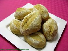 Día a día: Panecillos con Thermomix Cooking Bread, Sin Gluten, Food And Drink, Vegetables, Victoria, Blog, Baked Shrimp, Dinner Rolls, Breads