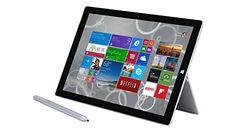 Microsoft Surface 3 64GB Silver - tablets (Full-size tablet, Slate, Windows 10 Home, Silver, 802.11a, 802.11ac, 802.11b, 802.11g, 802.11n, Intel)