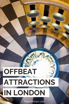 11 Off the beaten path activities and attractions to do in London. #offbeat #london #travel #activities #destination Museum Of Curiosity, Next London, Highgate Cemetery, British Travel, London Attractions, Magic Circle, Travel Activities, British History, London Travel