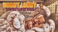 CHRISTMAS Decor 2020 • Hobby Lobby NEW* Christmas Decor
