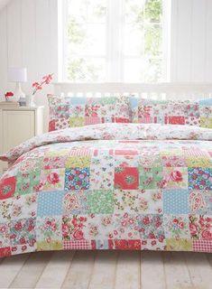 Inspiration for little girl's bedding