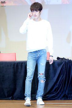 150921 #인피니트 Sungyeol - Busan Fansign