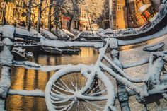 Stenzo 15/16 8823 Tricot paneel stad winter