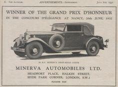 1932, Minerva, 28 pk