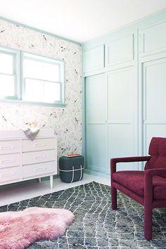 Take a Peek Inside a Nursery Made for a Future Fashionista | MyDomaine