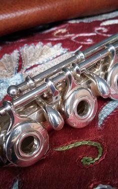Association cuir tissu pour housse de flûte traversière Cufflinks, Cases, Bracelets, Silver, Accessories, Jewelry, Slipcovers, Leather, Fabric