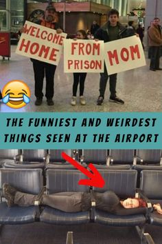 #Funniest #Weirdest #Things #Airport Diy Crafts For Girls, Diy Crafts Hacks, Craft Stick Crafts, Animal Jokes, Funny Animal Quotes, Funny Animal Videos, Long Distance Relationship Quotes, Bad Relationship, Cute Family