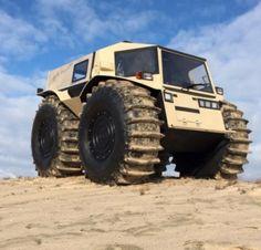 ATVonics  SHERP ATV all terrain