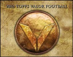 2012 Topps Valor Football Cards Hobby Box - font color=redNew!!/font $174.95