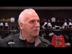 BHTV explores Head Coach Joel Quenneville's favorite sayings and nicknames.