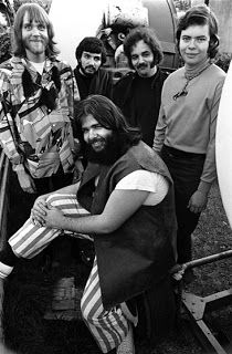 Canned Heat at Woodstock, 1969