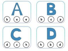 Here is a great literacy center or independent activity including 26 alphabet cards. Students simply identify the uppercase letter, and use a clothespin to mark the corresponding lowercase letter. Simply print, laminate, cut apart and these cards are literacy center ready!