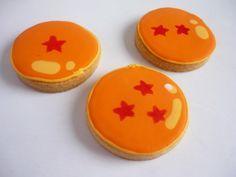 galletas de dragon ball