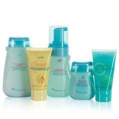 Jafra Skin Care Collection Set.
