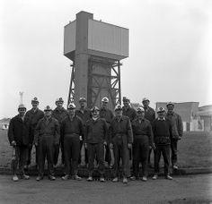 Kellingley Colliery in 1960's