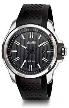 SIEMER JEWELERS AW1150-07E CITIZEN ECO DRIVE WATCH